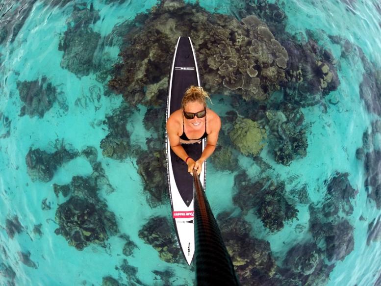 SUP Snorkeling on Tahiti