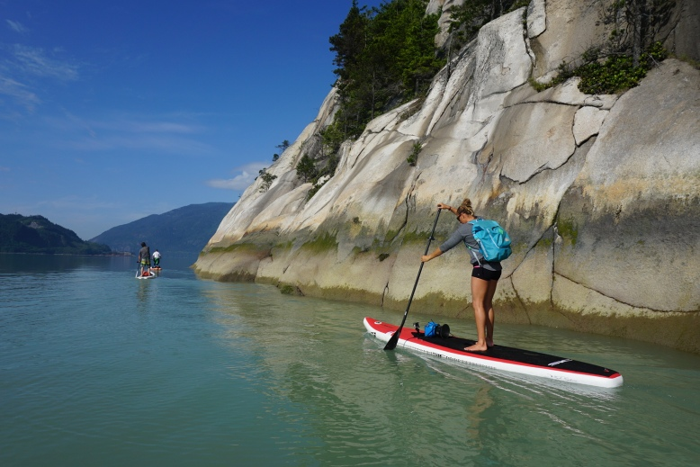 Howe Sound Paddling